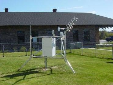 Agrimet Weather Station