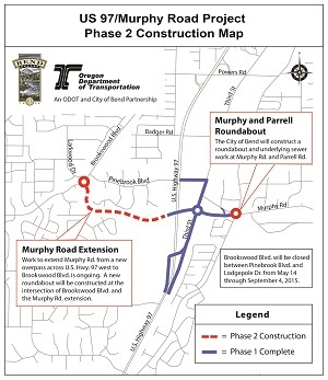 Murphy Phase 2 Construction Map