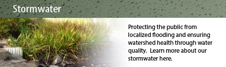Link to Stormwater
