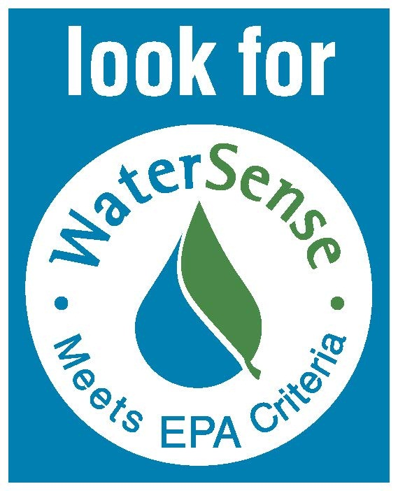 Look for Water Sense - meets EPA criteria