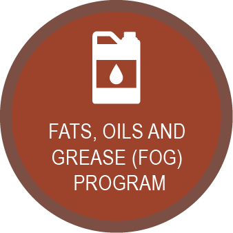 Link to Fats, Oils and Grease Program