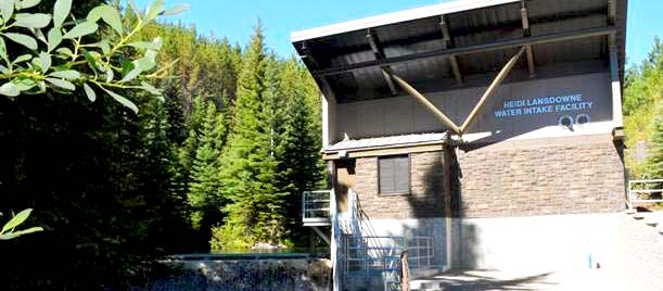 Heidi Landsdowne Water Intake Facility