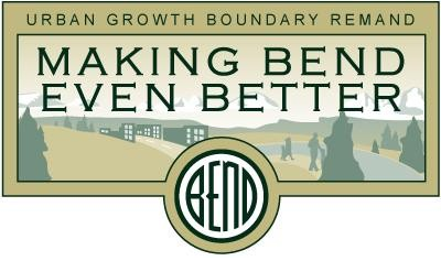 Urban Growth Boundary Remand - Making Bend Even Better logo