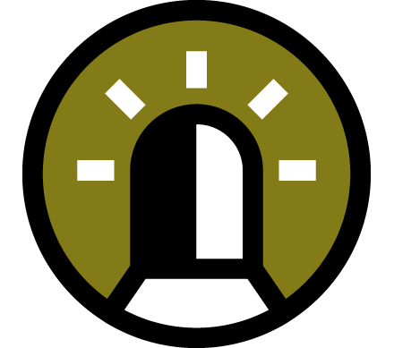 Council Goal 4 public safety icon
