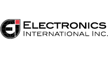 Electronics International logo.