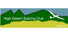 High Desert Soaring Club logo.