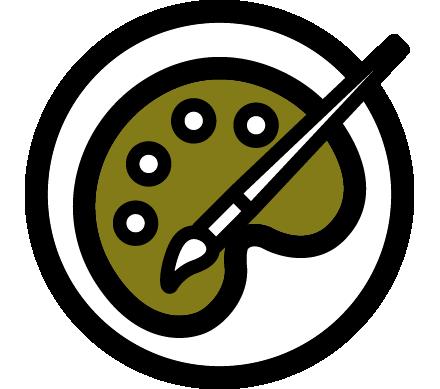 Arts icon.