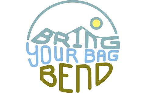 Bring Your Bag Bend logo.