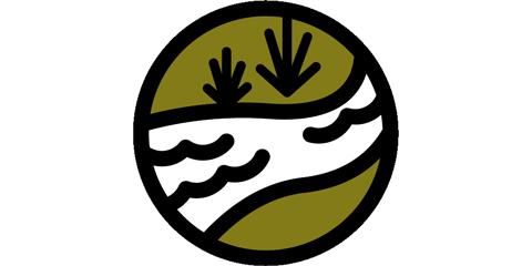 River icon.
