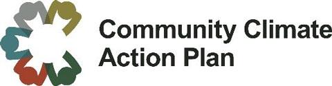 Community Climate Action Plan logo.