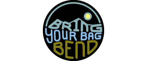 Bring Your Bag Bend logo.