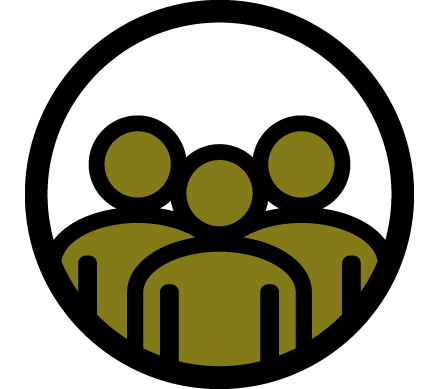 Committee icon.