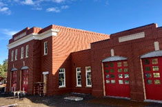 New fire station at 15th and Greenwood Ave.