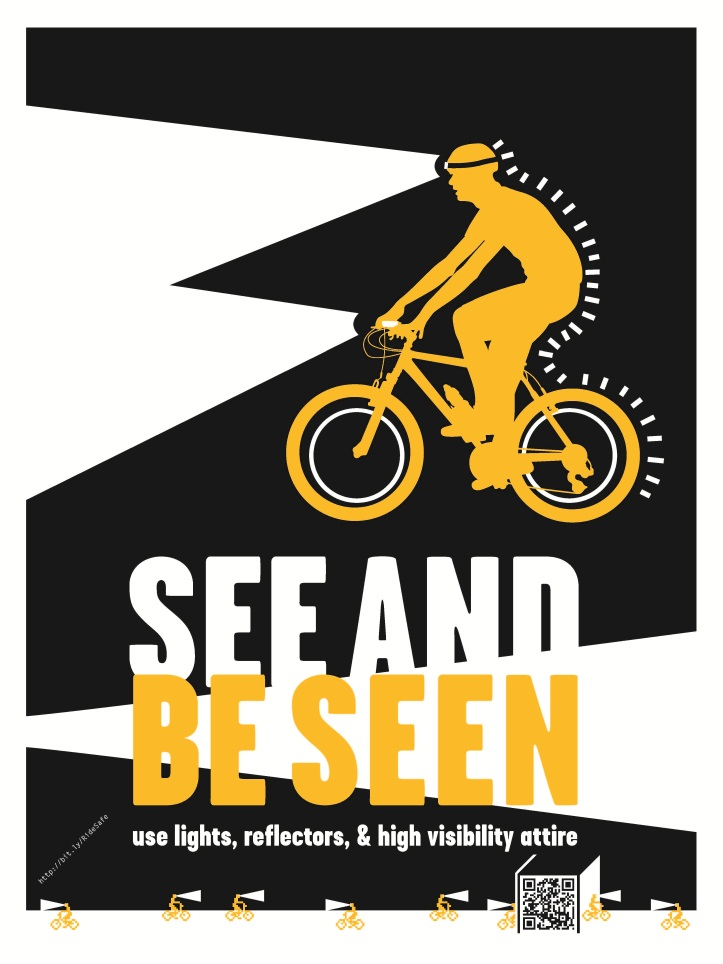Poster - See and Be Seen