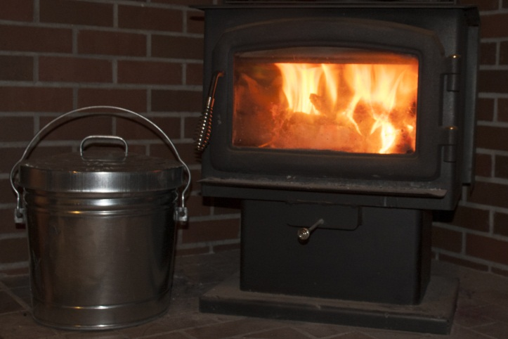 Woodstove Safety Example