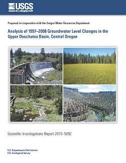 Cover Page Groundwater Level Analysis