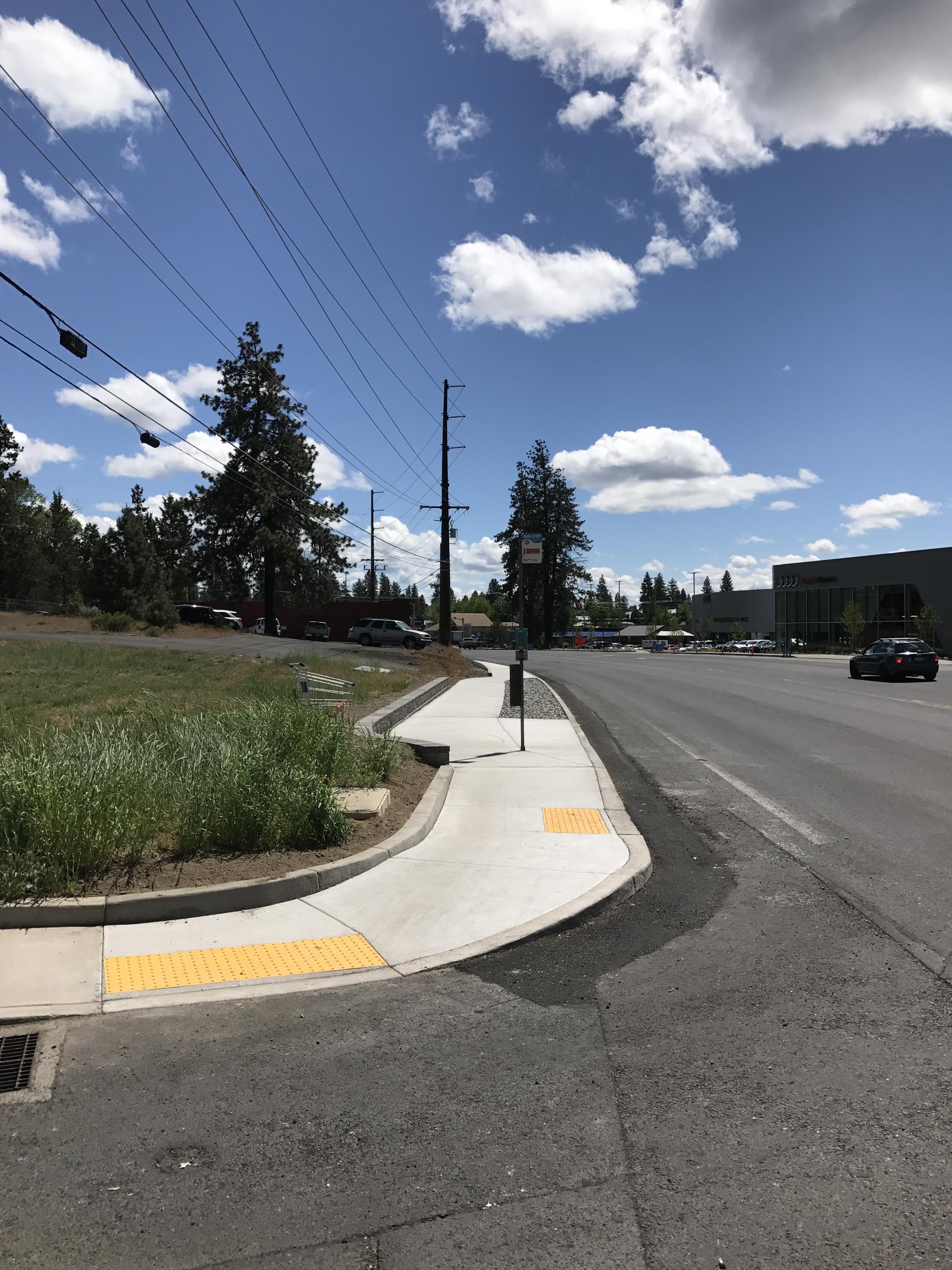 South Third Street Sidewalk Improvements City Of Bend