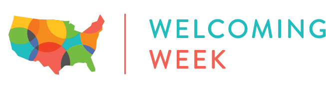 Welcoming Week logo