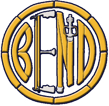 Bend Fire Historical Society logo
