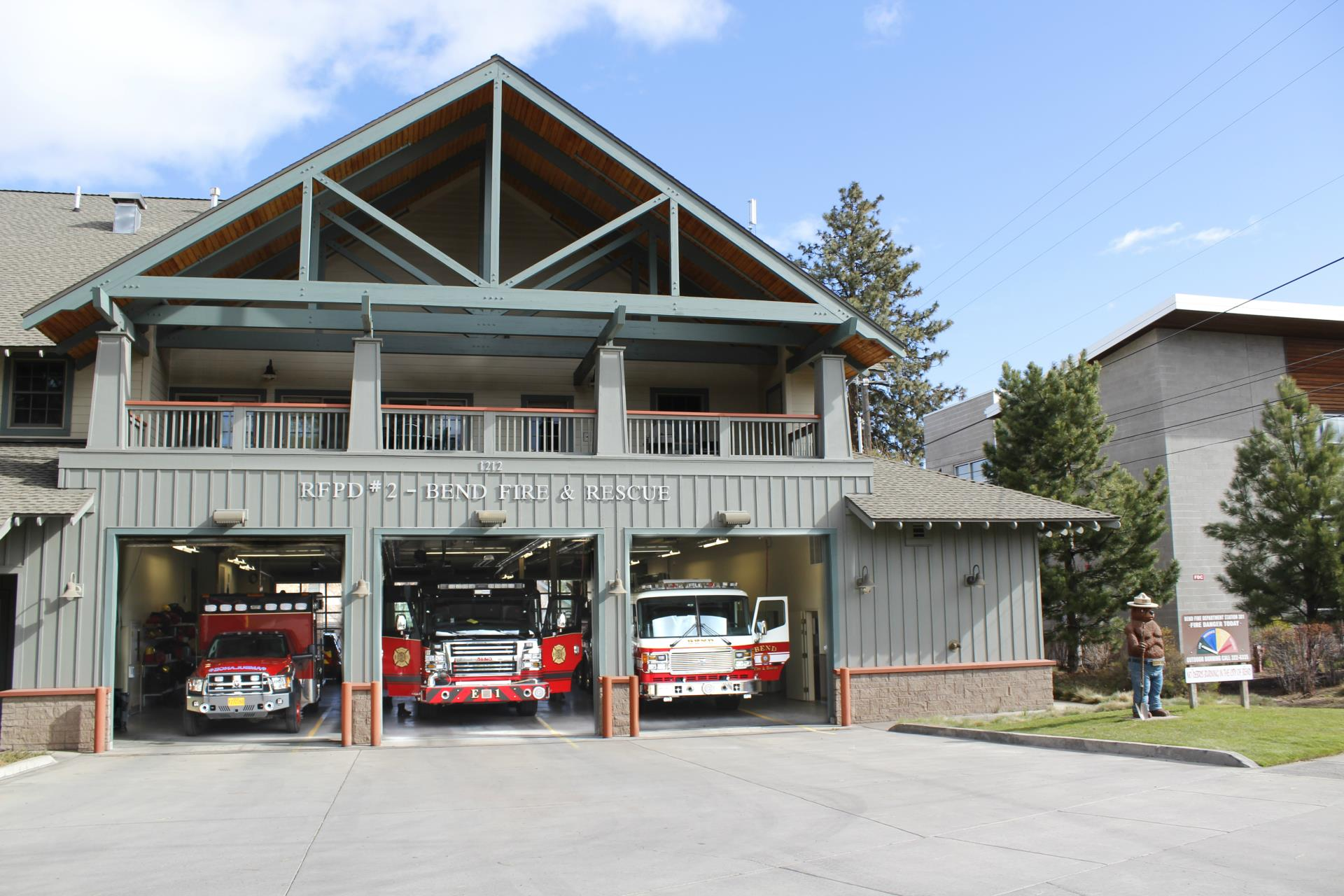 Bend Fire Station 301