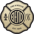 Fire & EMS Department logo.