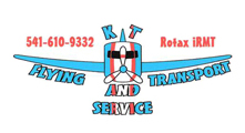 KT Flying and Transport logo.