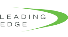 Leading Edge logo.