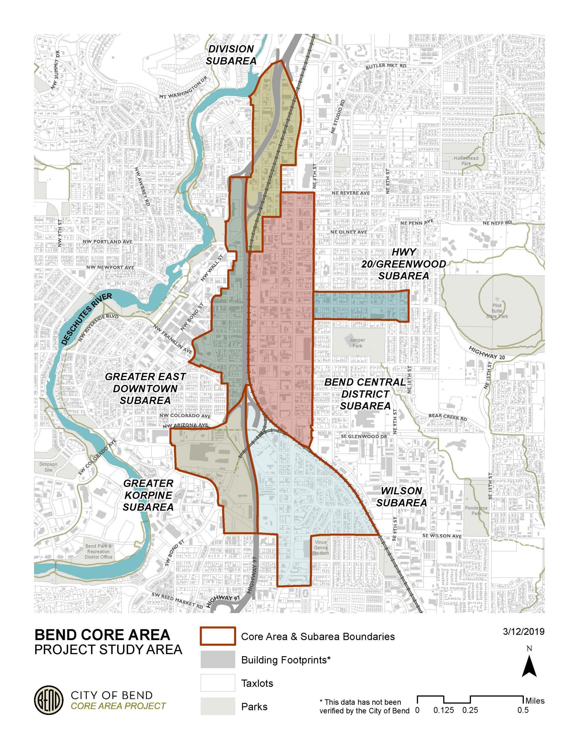Urban Renewal Advisory Board   City of Bend