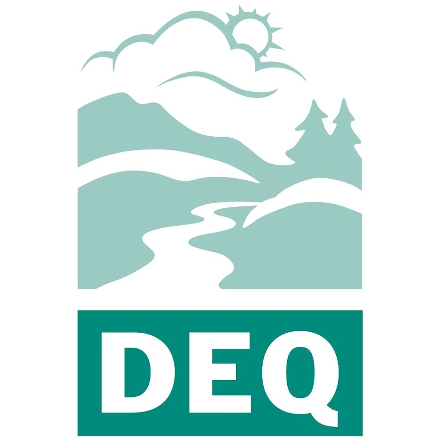 The Oregon Department of Environmental Quality logo