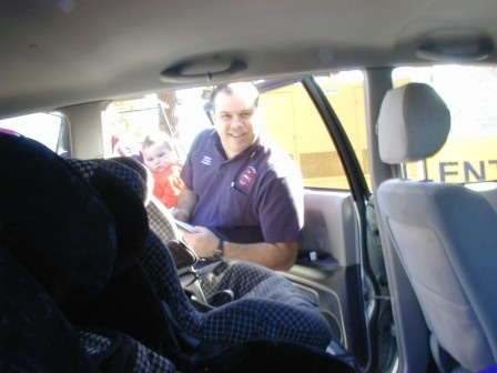 Bend Fire Department Car Seat Clinics