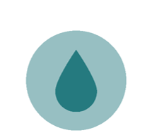Water icon link