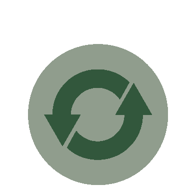 Recycling Waste Water Symbol