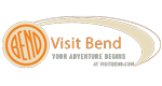 Visit Bend Logo.
